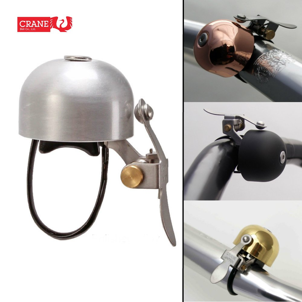 Crane E-ne Bicycle Bell x
