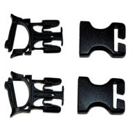 Ortlieb Repair buckles 25mm 2 pairs E117