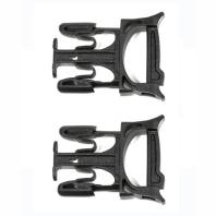 Ortlieb Stealth buckles 25mm E187
