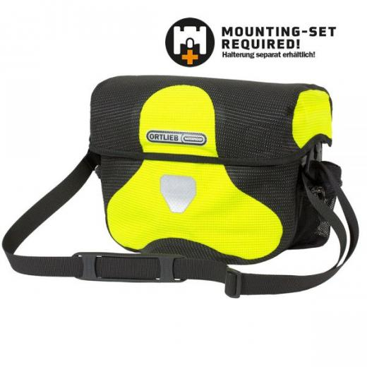 Ortlieb Ultimate6 Handlebar Bag High Visibility